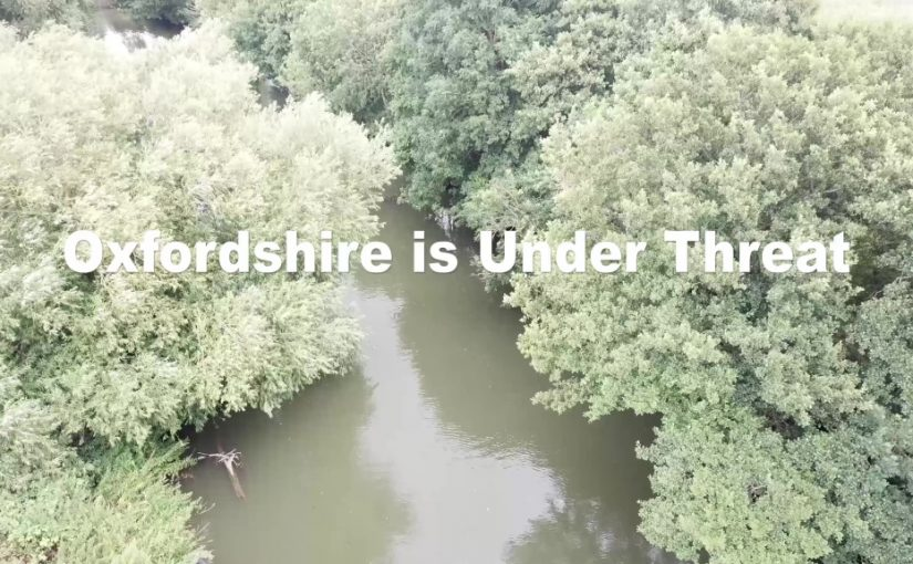 Oxfordshire is Under Threat